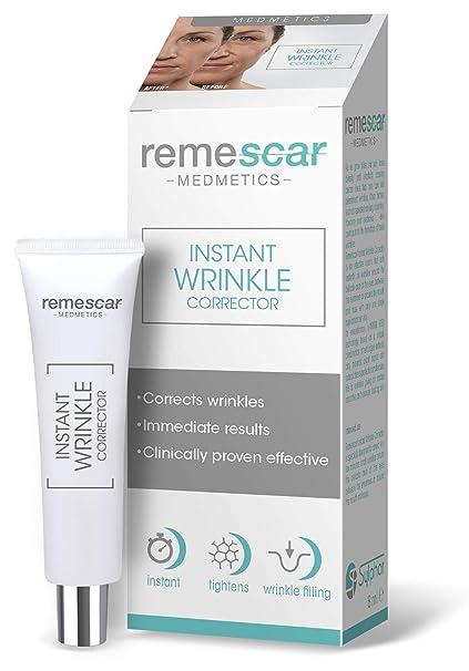 Amazon.com: Remescar Corrector instantáneo de arrugas (8 ml ...