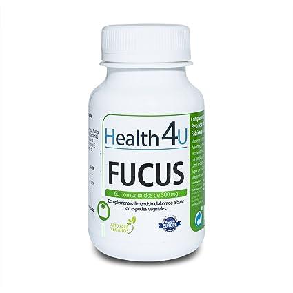 H4U Fucus 60 comprimidos de 500 mg