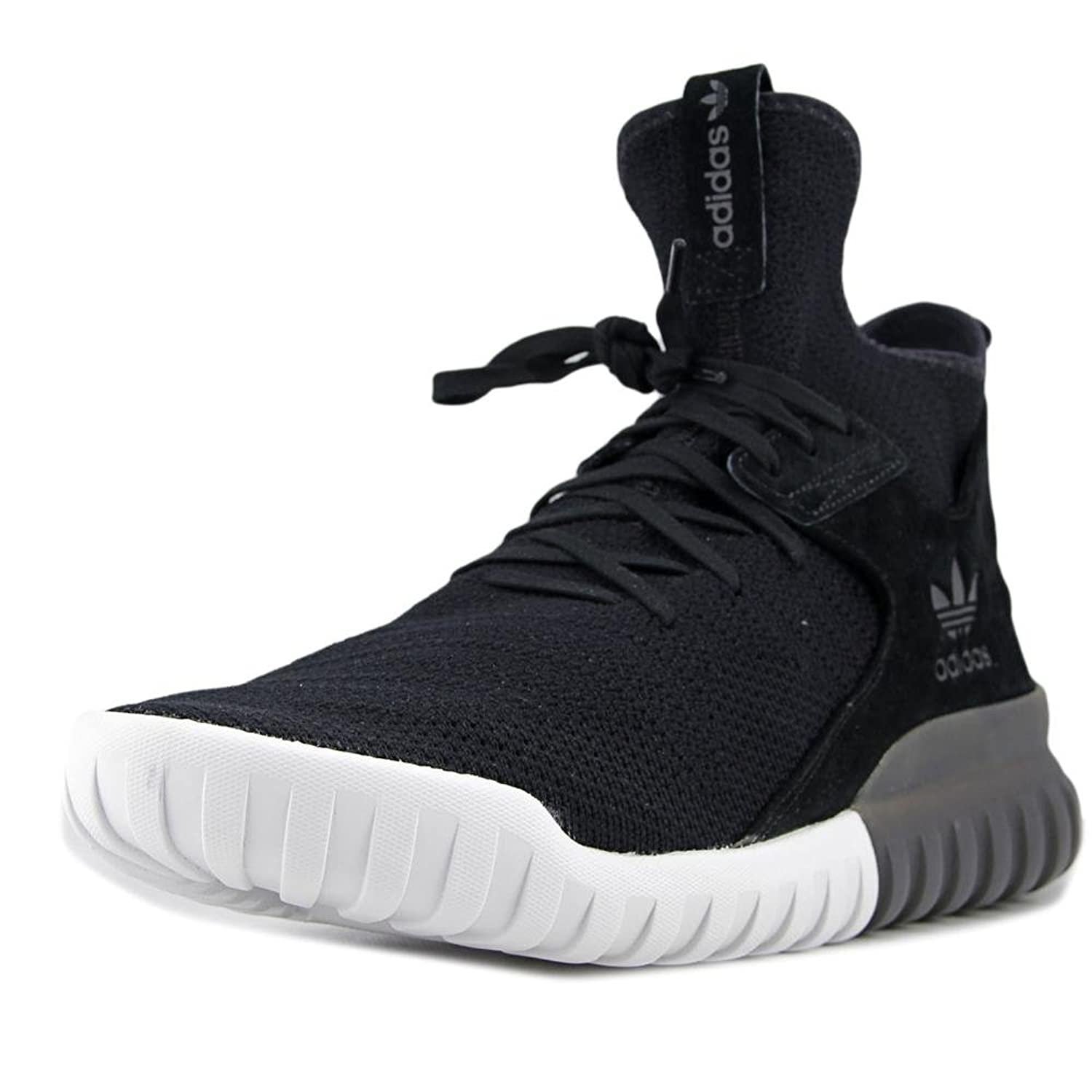 adidas Tubular X Primeknit Shoes Grey adidas UK Cheap Tubular X