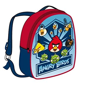 12d184b68d60 Angry Birds Backpack Rucksack for Boys or Girls Great School Bag   Amazon.co.uk  Luggage
