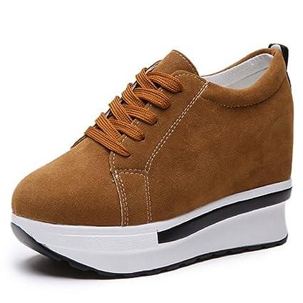 YSFU Zapatillas Zapatillas De Mujer Zapatillas De Tacón Alto Para Damas Zapatos Casuales Para Damas Con