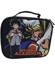 Great Eastern Entertainment My Hero Academia Deku & All Might Lunch Bag