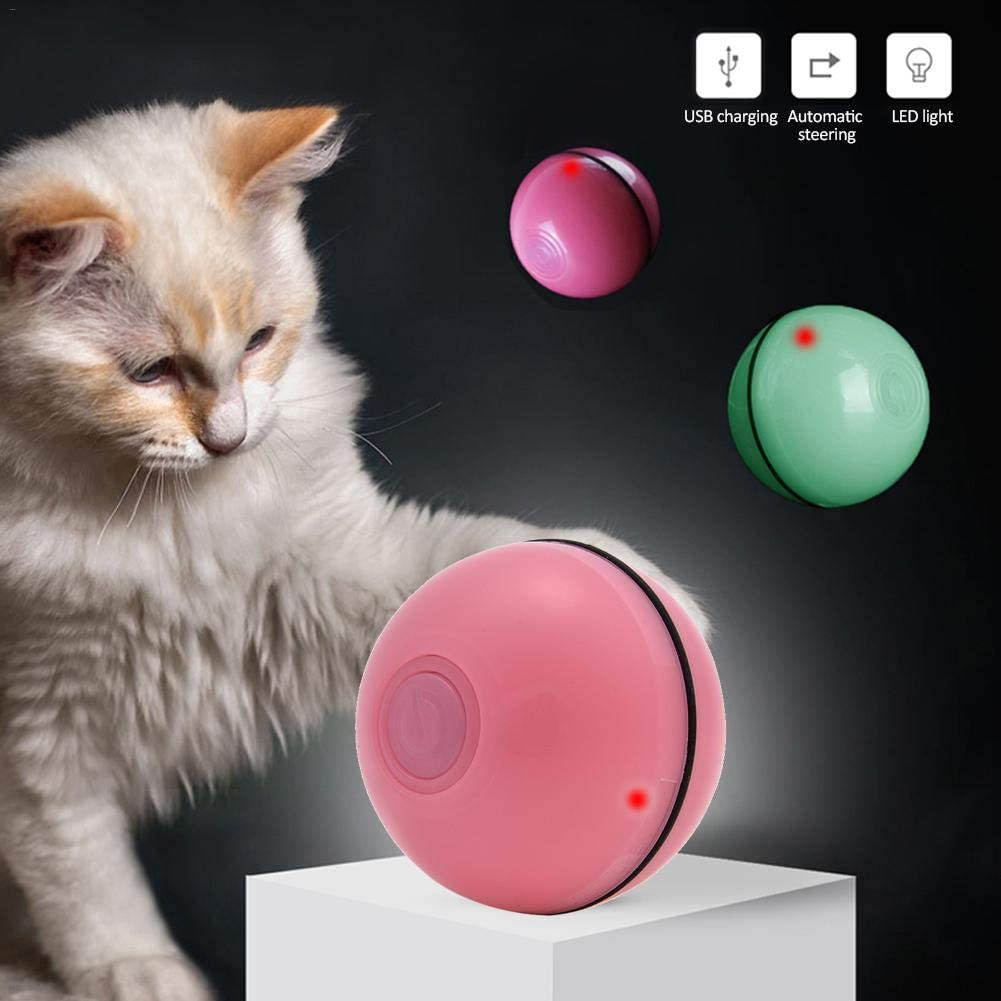 Juguete para mascotas Wicked Ball,Juguete eléctrico interactivo ...