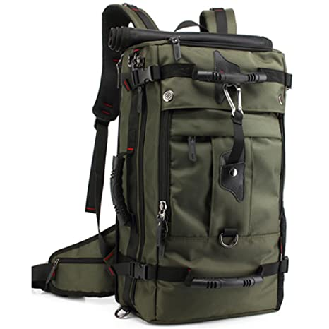 Men's Accessories Outdoor Gear Jacquard Backpack 2 Front Pockets Travel Bag Unisex