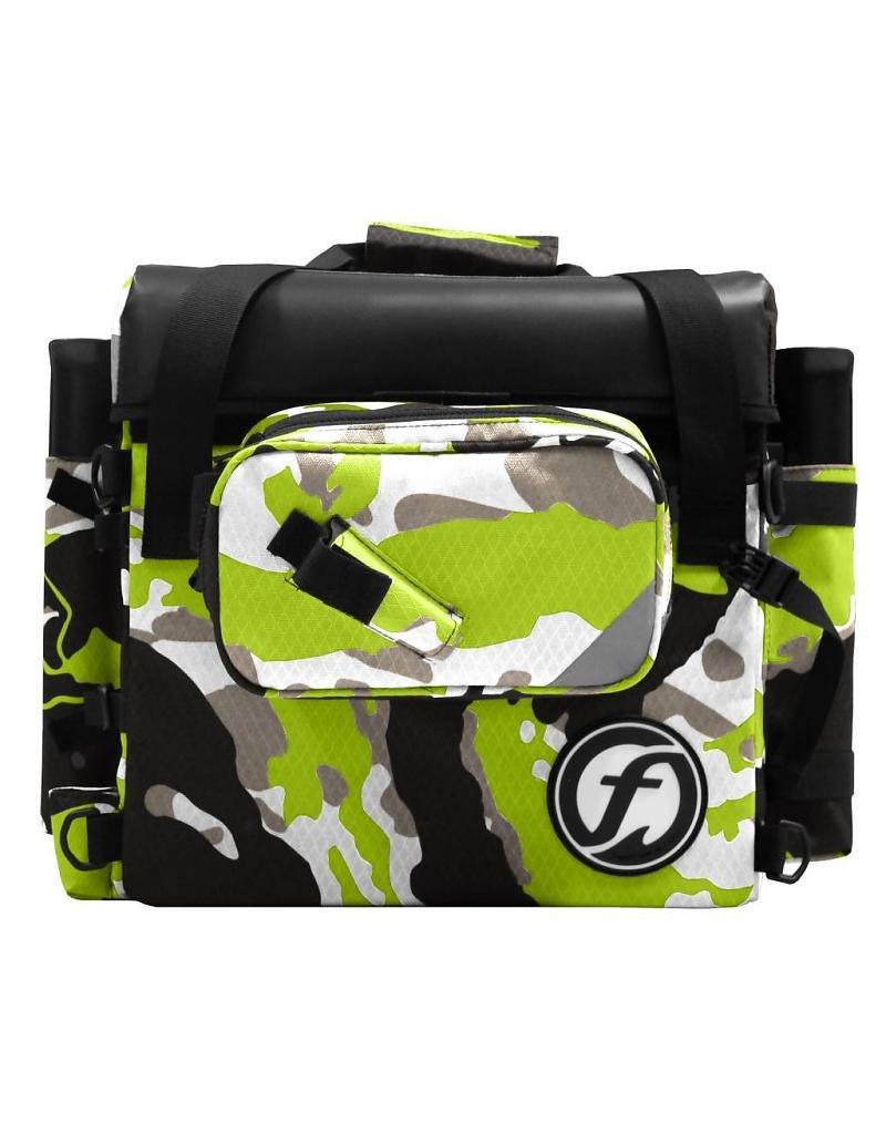 FeelFree Crate Bag Lime Camo