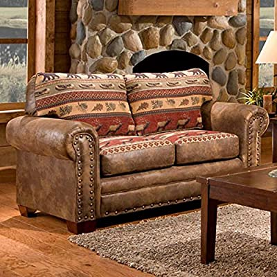 Outdoor Leisure Products Sierra Lodge Loveseat