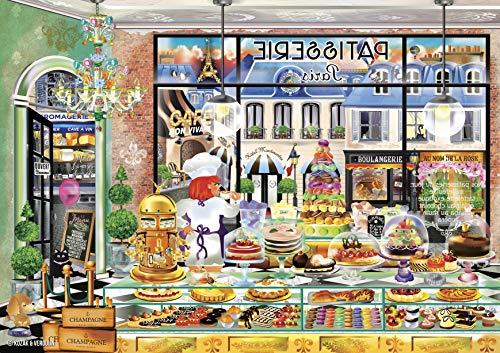 Buffalo Games - Wanderlust Collection - Paris Patisserie - 300 Large Piece Jigsaw Puzzle