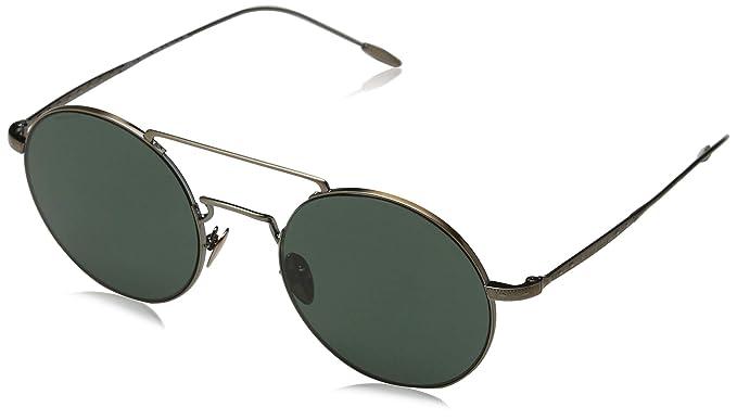 Armani Ray-Ban 0AR6072 Gafas de sol, Redondas, 51, Brushed ...