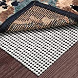 Ophanie Non-Slip Rug Pad Gripper 4x6 Extra-Thick