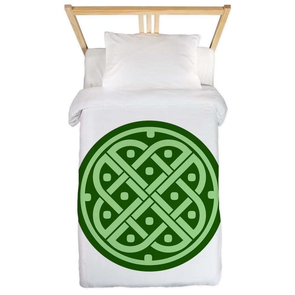Twin Duvet Cover Celtic Knot Interlinking by Royal Lion