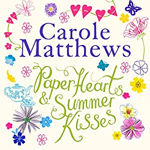 Paper Hearts and Summer Kisses Audiobook