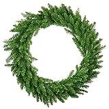 Northlight 48'' Eastern Pine Artificial Christmas Wreath - Unlit