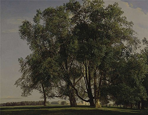 [Oil Painting 'Ferdinand Georg Waldmuller Praterlandschaft ' Printing On Perfect Effect Canvas , 30 X 39 Inch / 76 X 98 Cm ,the Best Laundry Room Artwork And Home Decor And Gifts Is This Best Price Art Decorative Canvas] (Grady Twins Costume)