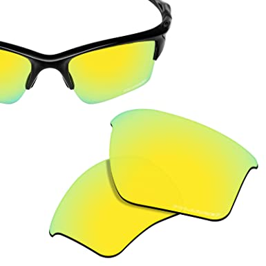 4fc8d8cf716 Image Unavailable. Image not available for. Color  New 1.8mm Thick UV400 Replacement  Lenses for Oakley Half Jacket 2.0 XL ...