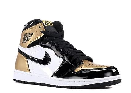 Nike Air Jordan 1 Retro High OG NRG, Zapatillas de Baloncesto para Hombre, Black
