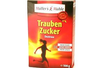 Amazon.com: Trauben Zucker (dextrosa en polvo) – 17.5oz ...