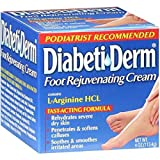 DiabetiDerm Foot Rejuvenating Cream 4 Ounces