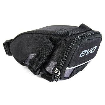 Amazon.com: Evo e-cargo Wedge XL bicicleta Saddle Bag ...