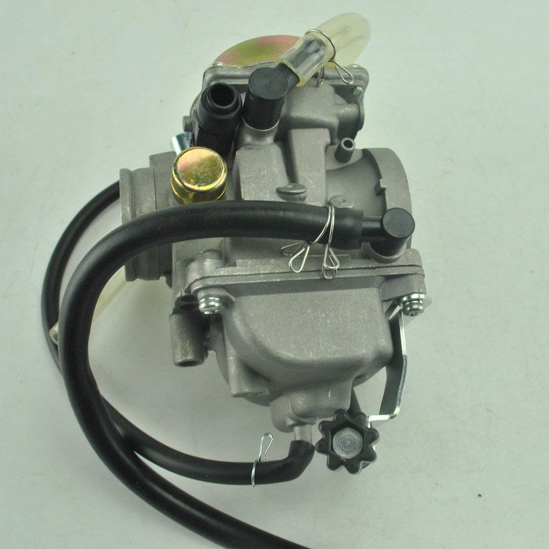 LouiseEvel215 Carburetor compatible for KAWASAKI KLF300 KLF 300 1986-1995 1996-2005 BAYOU Carby Carb ATV