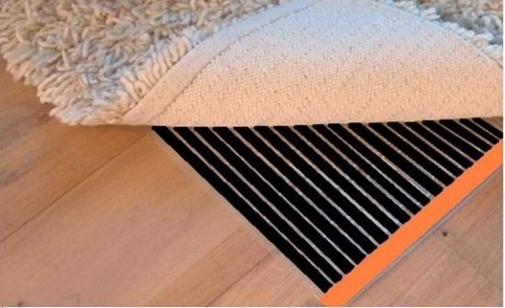 230.00V Tapis chauffant pour tapis avec interrupteur marche//arr/êt 160.00W