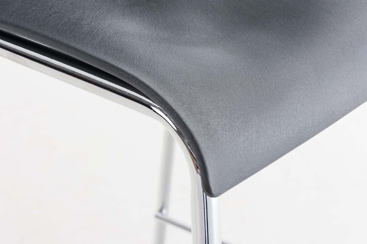 Clp sgabello bar hoover in polipropilene sgabello alto design 4