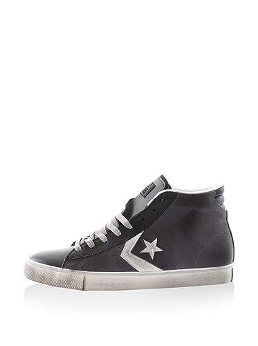 Converse Herren Pro Leather Vulc Mid Suede Hohe Sneaker, Grau ...