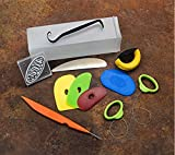 clay tool starter kit - Creative Hobbies Sherrill Mudtools Essential 10 Piece Starter Tool Kit, for Pottery, Clay, Sculpting Artists