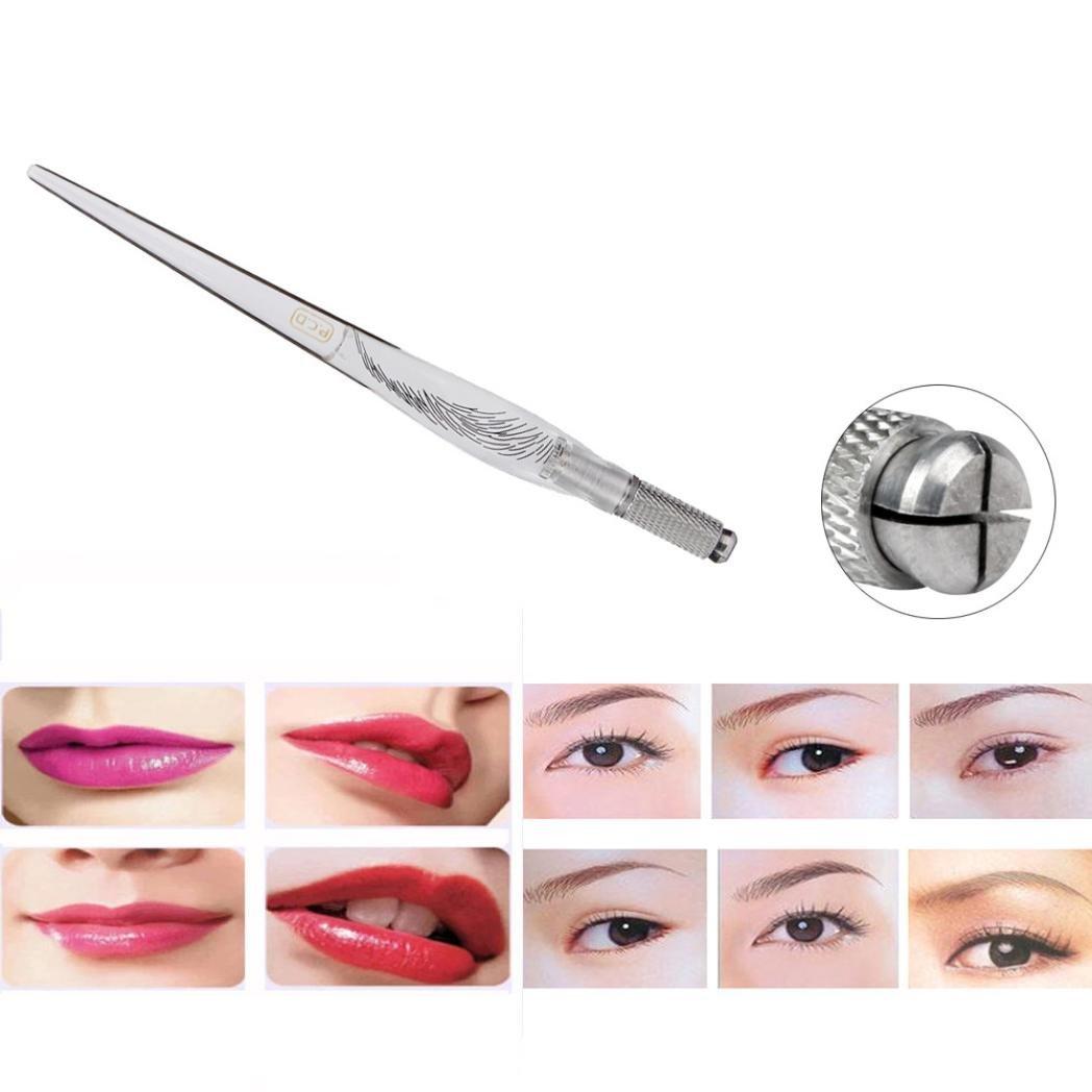 Susenstone Fashion Permanent Makeup Tattoo Pen Tattoo Machine Eyebrow Microblading Pen Susenstone_1336