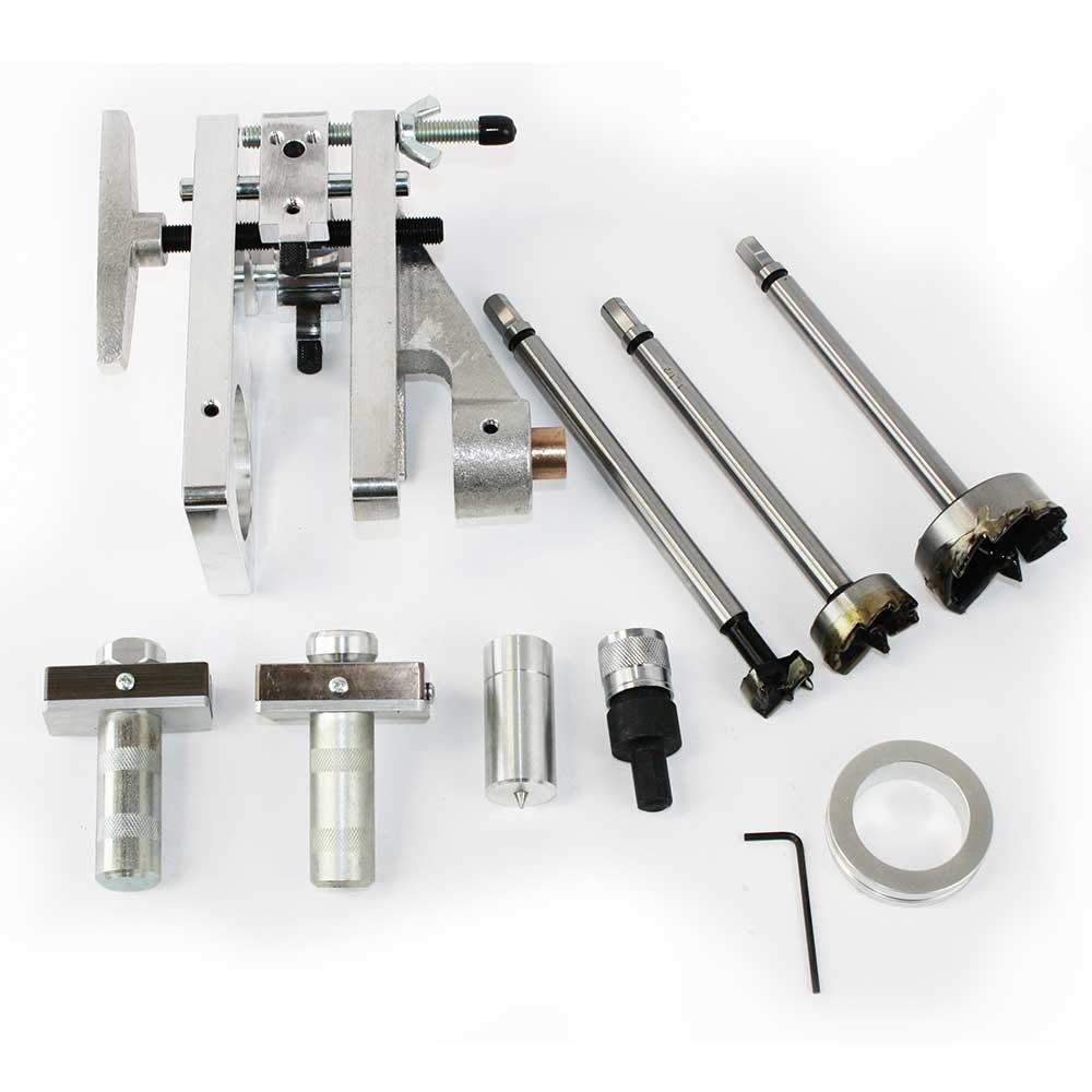 Templaco BJ-102-C3 - Bore Master Lock Installation Kit by Templaco (Image #3)
