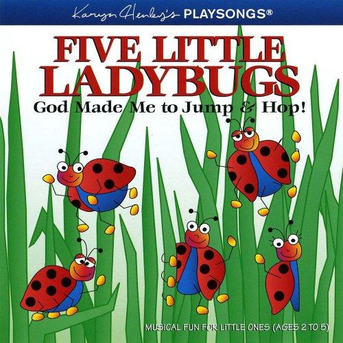 Five Little Ladybugs ()