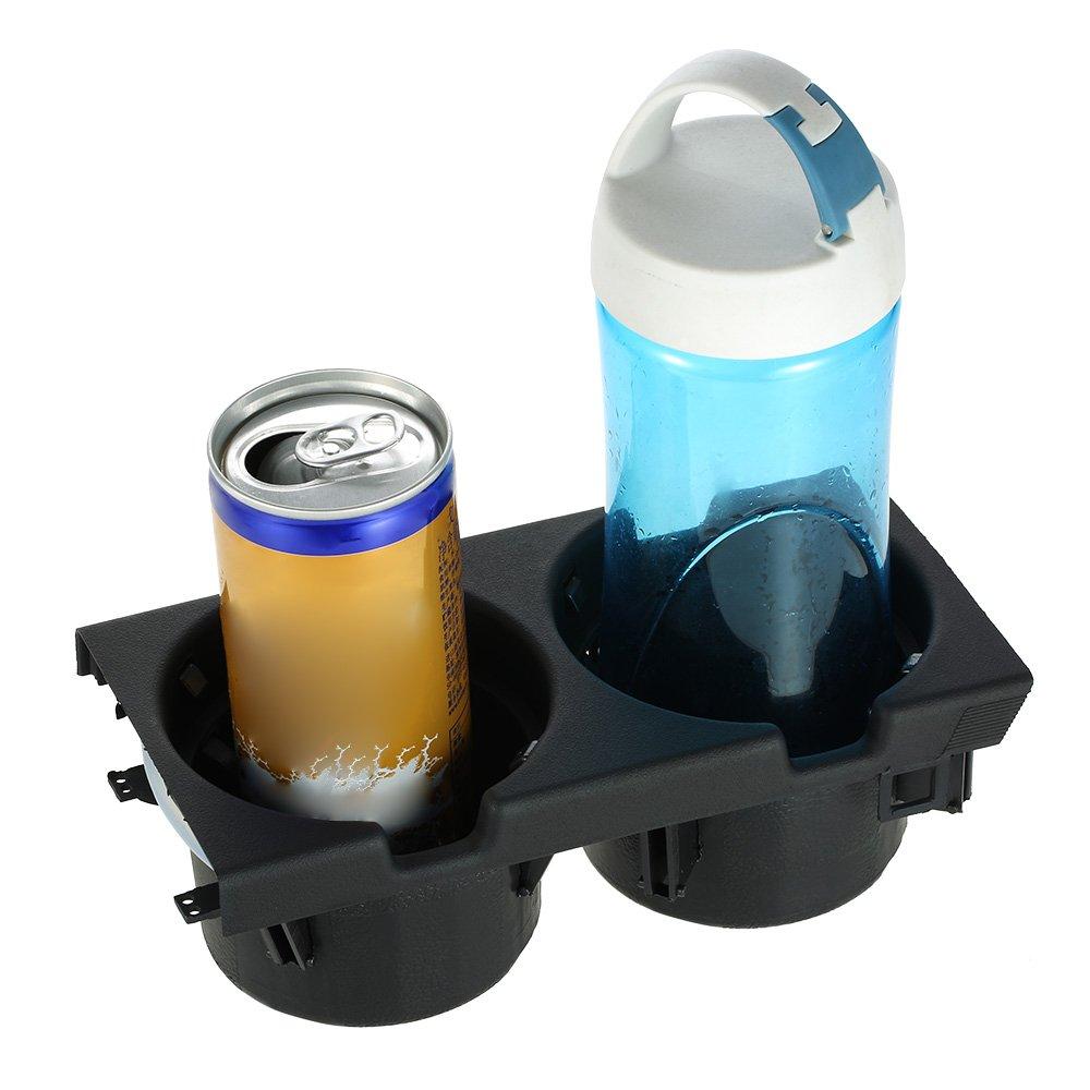 Kkmoon porta bevande per cruscotto centrale per BMW porta bicchieri//drink soluzione per stoccaggio di diversi oggetti