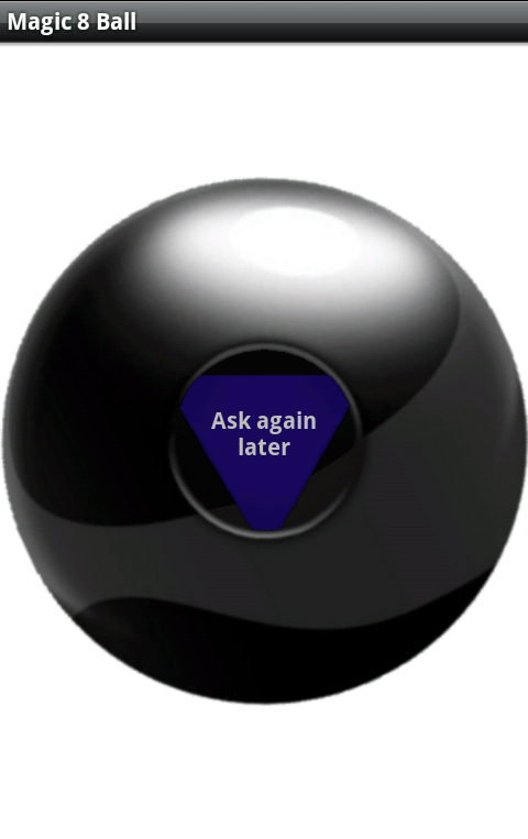 Amazon.com: Magic 8 Ball: Appstore for Android