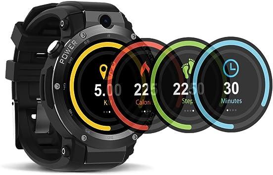 Nuevo Reloj Inteligente Zeblaze Thor S 3G GPS de 1,39 Pulgadas ...