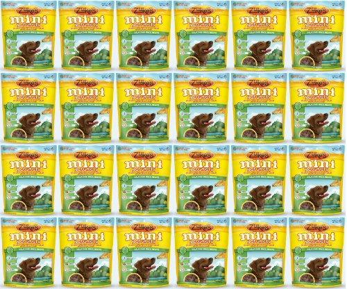 Zuke's Mini Naturals Moist Treats Delicious Duck 9Lbs (24 x 6oz)