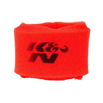 K&N 25-1691 Red Oiled Foam Precleaner Filter Wrap - For Your K&N SU-1691 Filter: Automotive