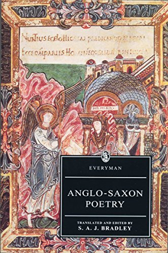 Anglo-Saxon Poetry by Everyman Paperbacks