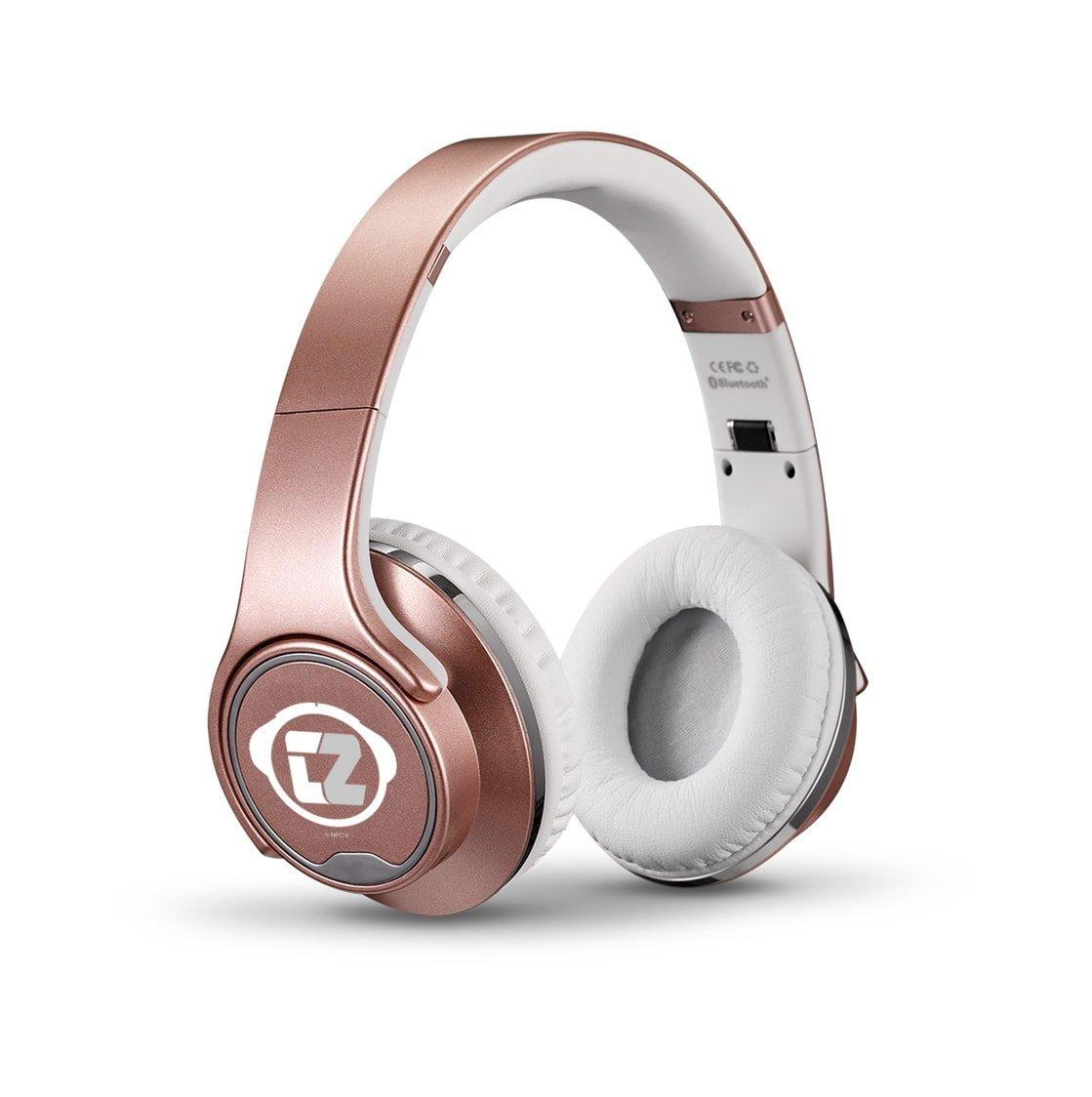 Auricular Bluetooth con función Altavoz CZ1 de Craziest Rosa: Amazon.es: Electrónica