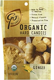 product image for Go Organic Hard Candies (1x3.5oz) (Ginger)