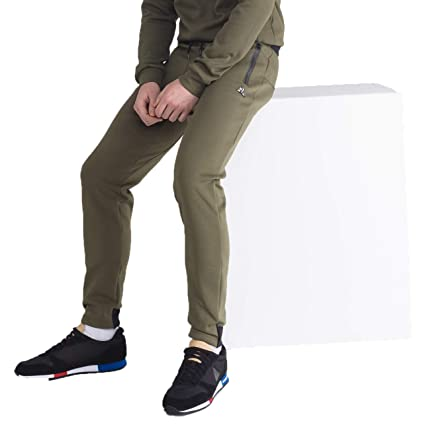 low priced 100% top quality classic style Pantalon Tech N 1 Le Coq Sportif - KAKI, M: Amazon.fr ...