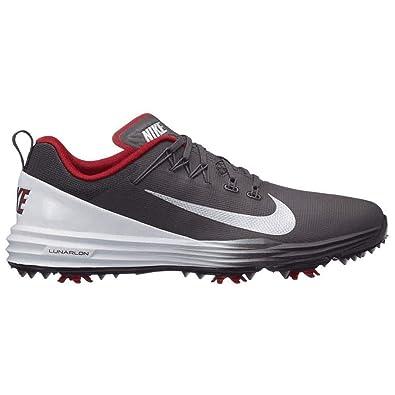 e6eef333e9df54 Nike Lunar Command 2, Chaussures de Golf Homme, (Gris 006), 41