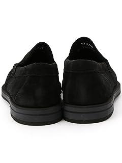 Logan 115-03-0397: Black Suede