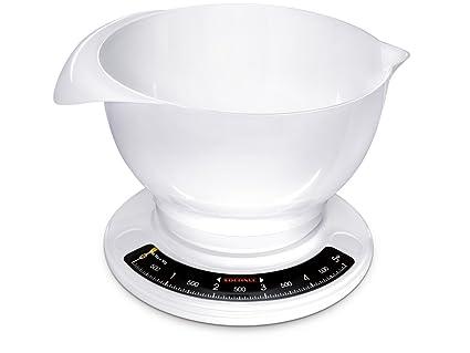 Soehnle Culina Pro, Blanco - Báscula de cocina