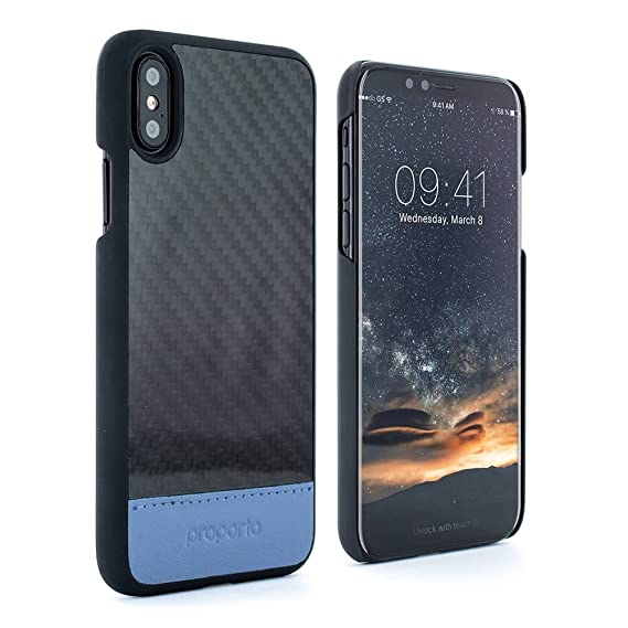 Amazon proporta official luxury carbon fibre casecover for proporta official luxury carbon fibre casecover for iphone x carbon ultra flash reheart Gallery
