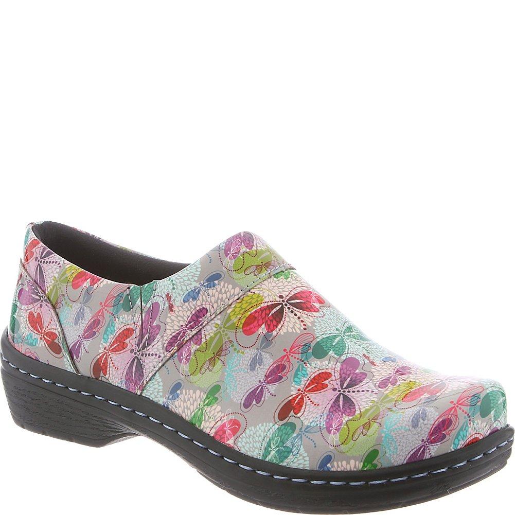 Villa By Klogs Footwear Women's Mission Shoe Spring Dragonfly Patent