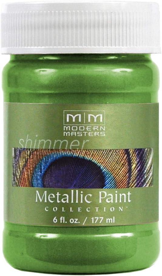 Modern Masters ME706-06 Metallic Green Apple, 6-Ounce