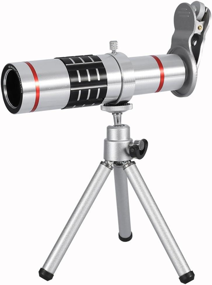 Fosa Handy Kamera Objektiv Kit Universal 18 X Optischer Kamera