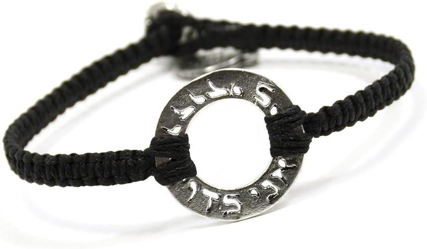 MIZZE Jewelry Mi Amada es mía y yo Soy mi Amada Eternal Love Pulsera para Mujer 18 cm de Largo – Resistente al Agua: Amazon.es: Joyería