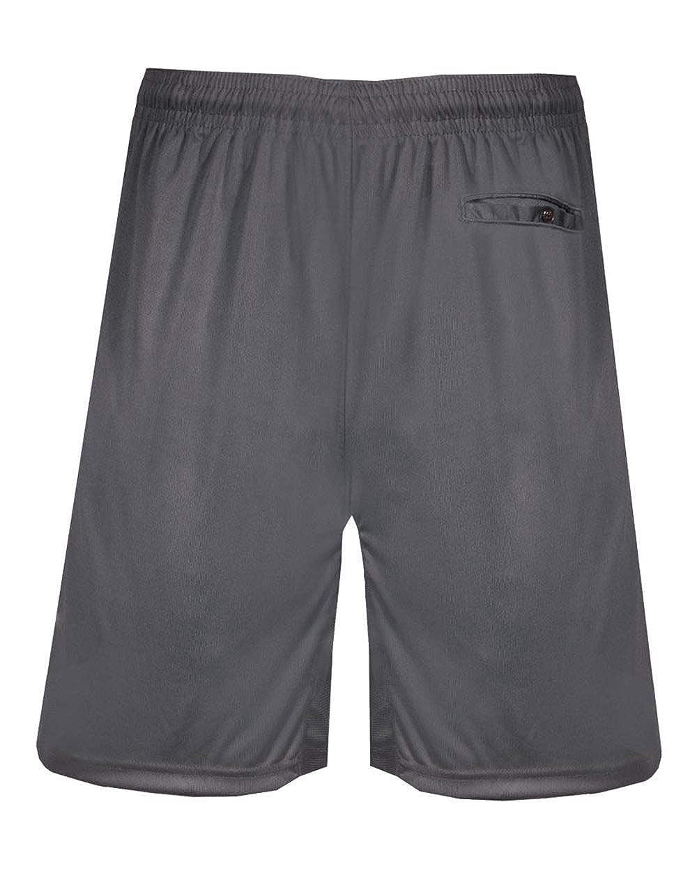 Badger 4110 BT5 9 Inseam Trainer Shorts