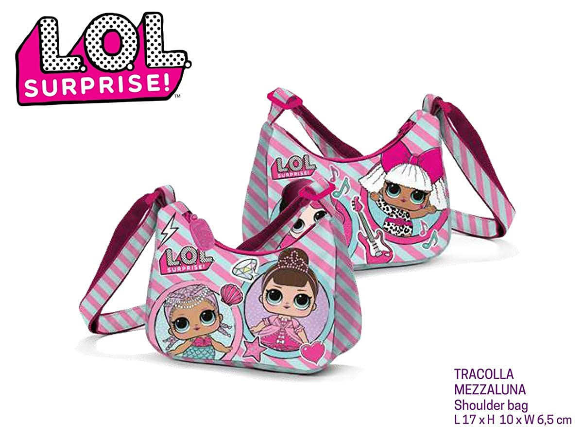LOL SURPRISE BORSA TRACOLLA Borsa tracolla originale Buzz