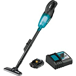 Makita XLC02R1B 18V Cordless Vacuum
